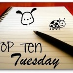 Top Ten Tuesday: Book Theme Songs