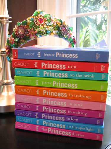 Photo courtesy of the author, Meg Cabot (megcabot.com).