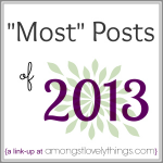 "Year in Review: ""Most"" Posts of 2013"