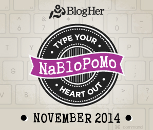 NaBloPoMo_November14