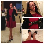 What I Wore Sunday: Whatever Color This Is