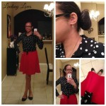 What I Wore Sunday: Triduum Three-fer!