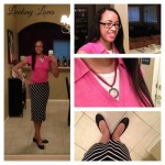 What I Wore Sunday: My Mother's Day Necklace