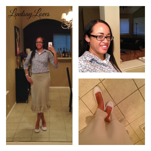 What I Wore Sunday, July 12