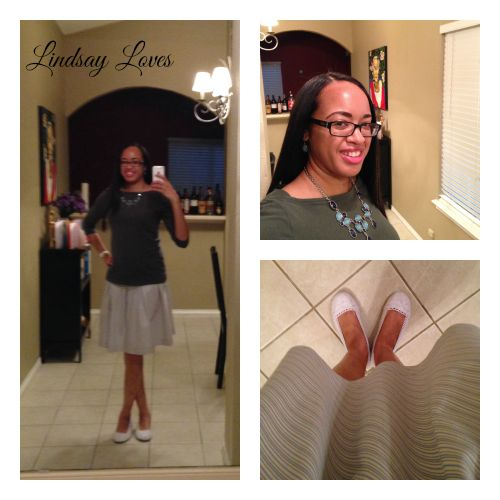 What I Wore Sunday, September 27
