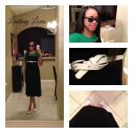 What I Wore Sunday: It's Still Summer During the Day