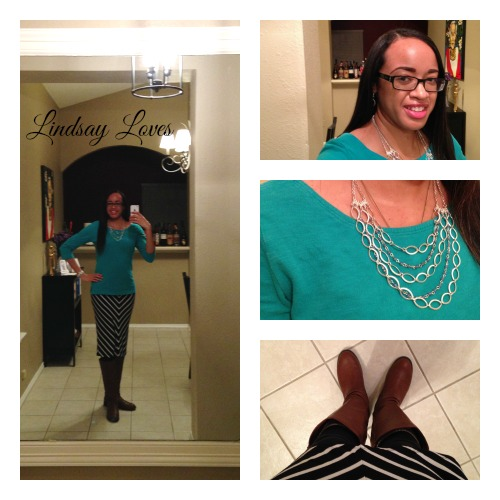 What I Wore Sunday, November 15