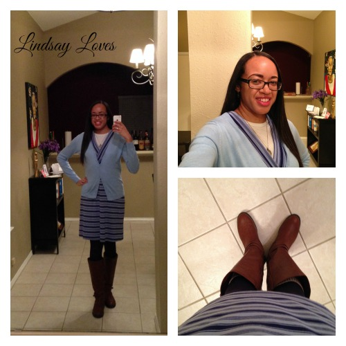 What I Wore Sunday, November 29