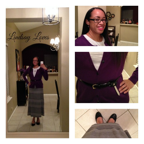 What I Wore Sunday, November 8