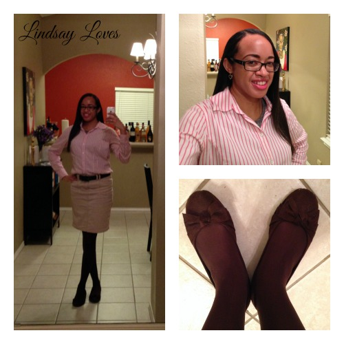 What I Wore Sunday, December 13