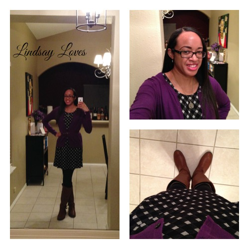 What I Wore Sunday, December 20