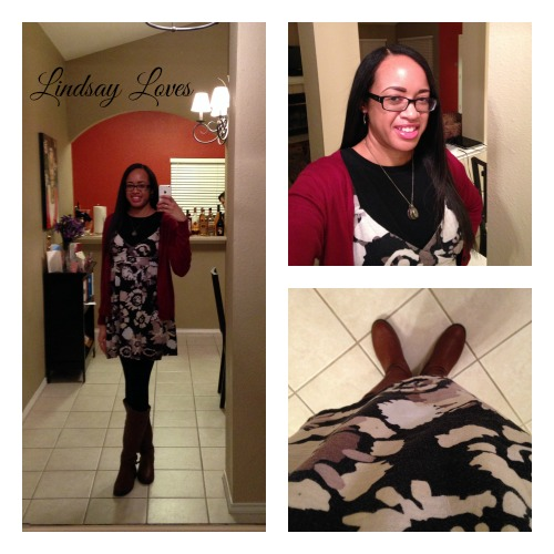What I Wore Sunday, January 17