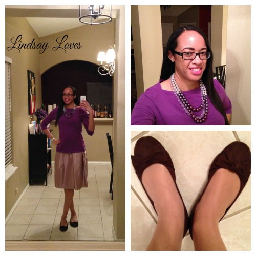 What I Wore Sunday, February 14
