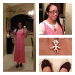What I Wore Sunday: Feeling Loved