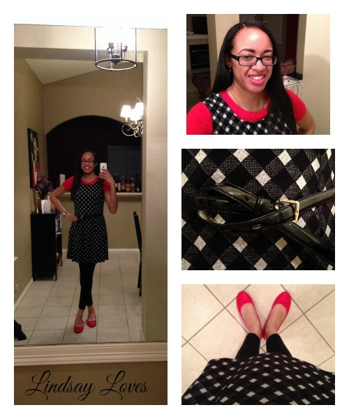 What I Wore Sunday, April 17
