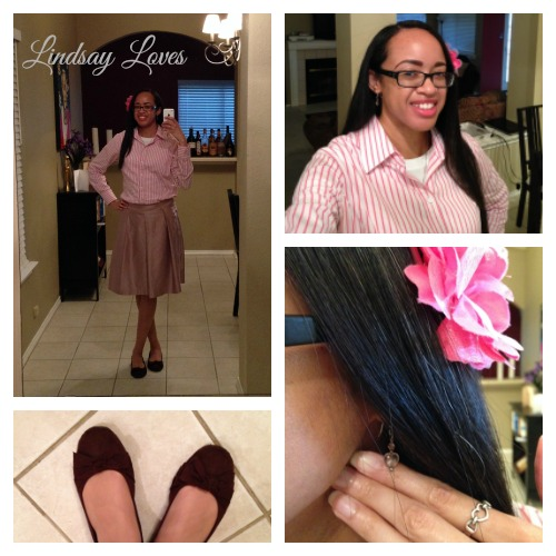 What I Wore Sunday, April 24