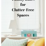 5 Family Rules for Clutter-Free Spaces (Guest Post at Waltzing in Beauty)