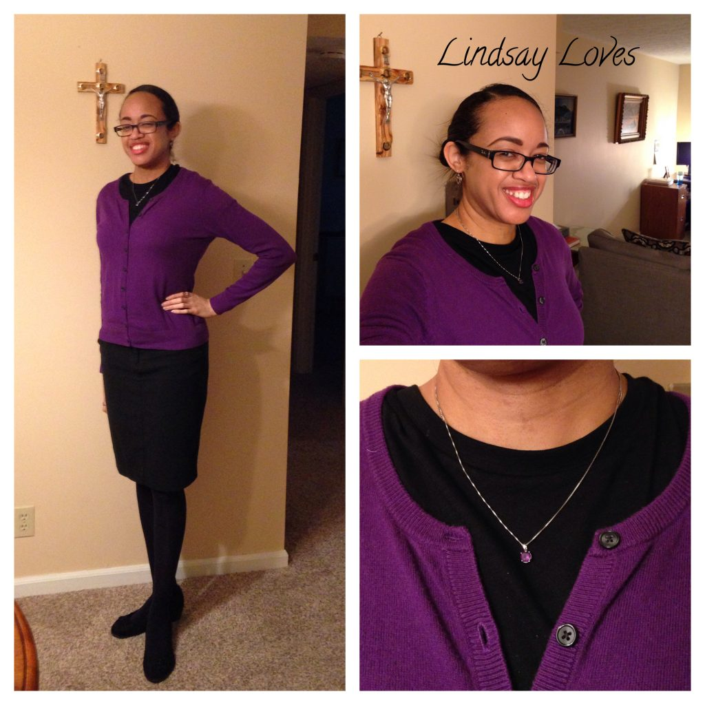 Sunday Style for March 12: My Outfit