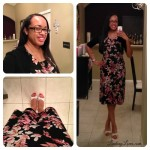 What I Wore Sunday: Fitted and Fancy