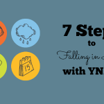 7 Steps to Falling in Love with YNAB: Part One
