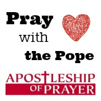 Pray with the Pope in the Apostleship of Prayer.