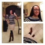 What I Wore Sunday: New Boots