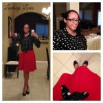 What I Wore Sunday: The Other Reason for Red
